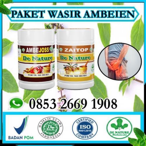 Obat Wasir Ambeyen Herbal BPOM Best Seller Garansi Uang kembali 100% - Jakarta Timur