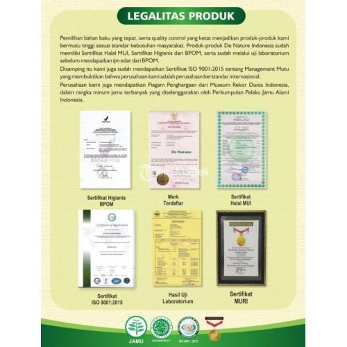 Obat Fistula Ani Herbal Original DE NATURE.Khasiat Ampuh - Pontianak