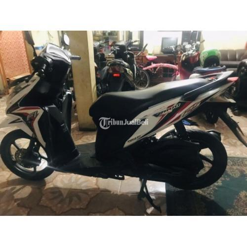 Motor Honda Vario 2014 Bekas Surat Lengkap Kondisi Normal Mulus - Jakarta Barat