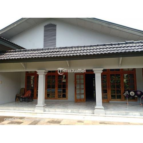 Dijual Rumah dan Tanah Luas Strategis Dekat Kawasan Bisnis Kemang Timur - Jaksel