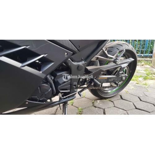 Motor Sport Kawasaki Ninja 250fi SE 2017 Bekas Tarawat Tangan1 Harga Nego - Bandung