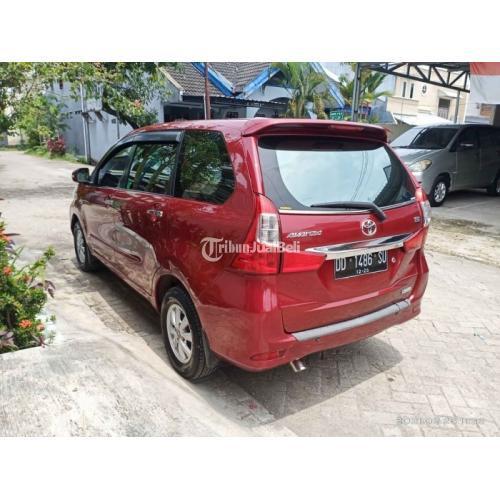 Mobil MPV Toyota Avanza G 2015 Metik Bekas Siap Pakai Harga Nego - Makassar