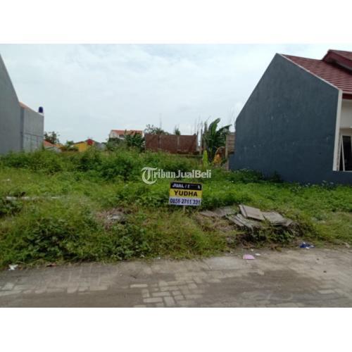 Dijual Tanah Kavling Dalam Perumahan Bangetayu Kulon Luas 140 m2 SHM - Semarang