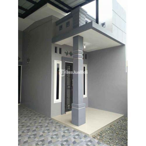 Dijual Rumah Baru Tipe 90/120 SHM 3 Kamar Full Granit Free Biaya Legalitas - Medan
