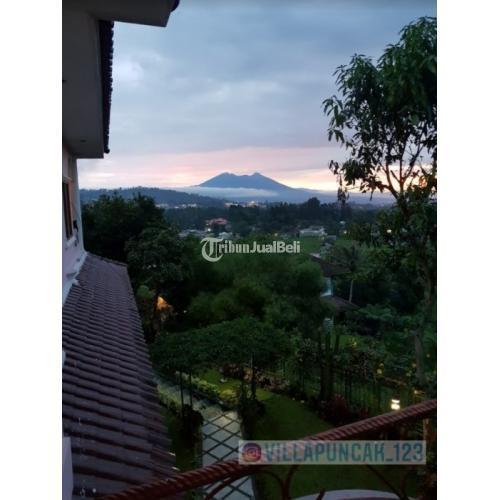 Disewakan Villa 2 Lantai 7 Kamar Maksimal 35 Orang Kondisi Bekas Lengakap AC - Bogor