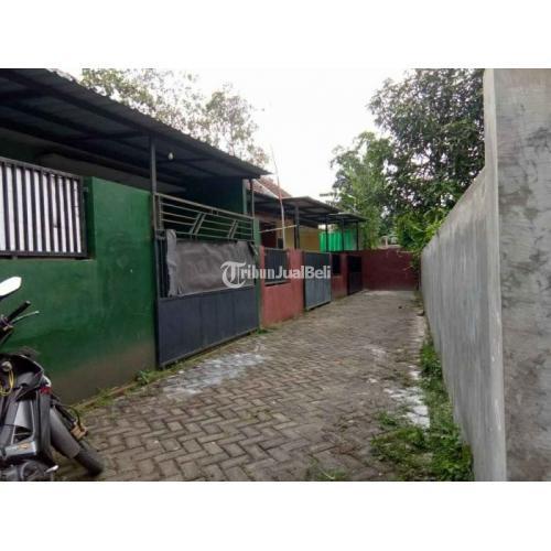 Rumah Kondisi Bekas luas 57 m² Isi 2 Kamar Legalitas SHM Canopy - Malang