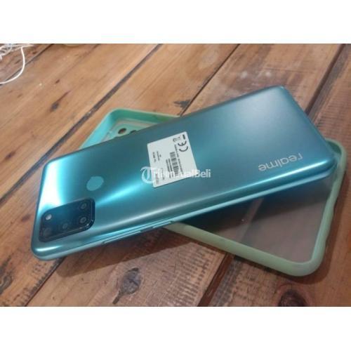 HP Realme C17 6/256GB Fullset Bekas Baterai Awet 5000mAh Mulus No Minus - Surabaya
