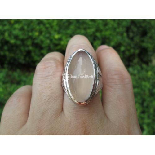 Batu Anggur Pacitan Cats Eye Body Glass ANG001 - Tangerang