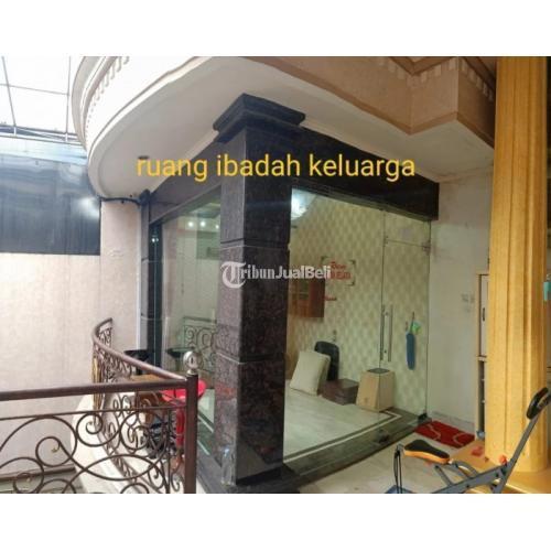 Jual Rumah 8 Kamar 600m2 Furnished di Gayungan Harga Nego - Surabaya
