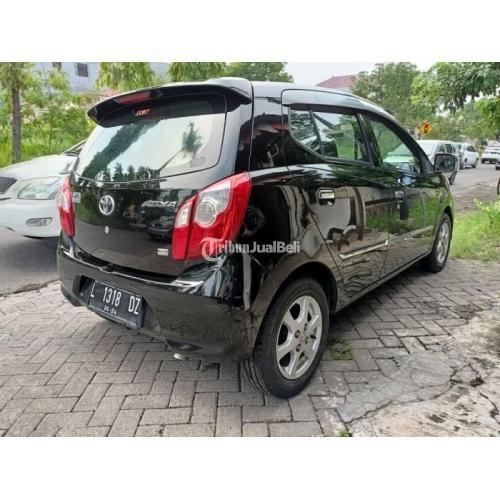 Mobil Hatchback Toyota Agya 1.0 G 2014 Bekas Siap Pakai Mulus Surat Lengkap - Surabaya