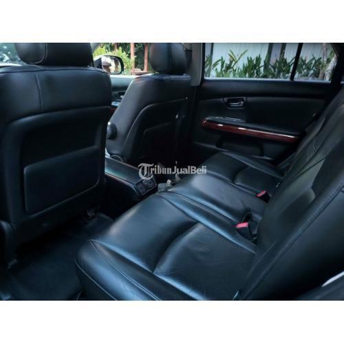 Mobil SUV Toyota Harrier 2.4 L Premium 2008 Bekas Terawat Low KM Harga Nego - Gianyar