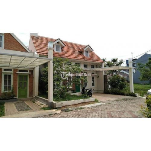 Dijual Rumah Baru Konsep Tropis Belanda Luas 72 m² Lingkungan Sejuk Harga Promo - Bandung