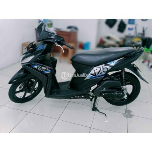 Motor Yamaha Mio M3 2017 Bekas Harga Nego Surat Lengkap Bergaransi - Semarang