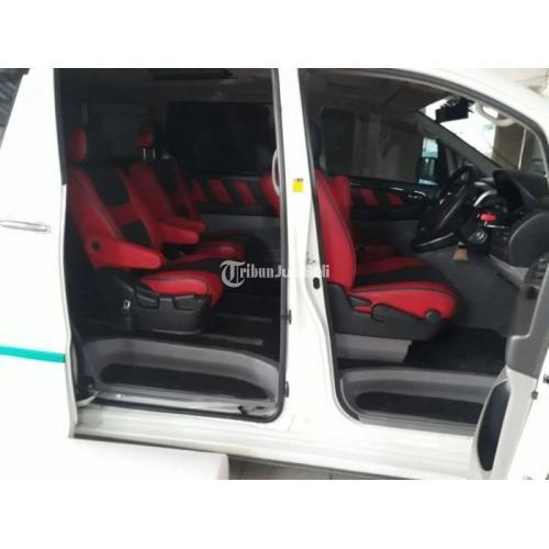 Mobil Alphard Tipe ASG 2007 Putih Bekas Surat Lengkap Pajak Aktif  - Boyolali