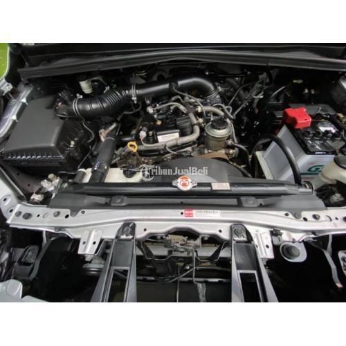 Mobil MPV Toyota Kijang Innova Reborn G 2.0 2017 Matik Sehat Bekas Pajak On - Tangerang