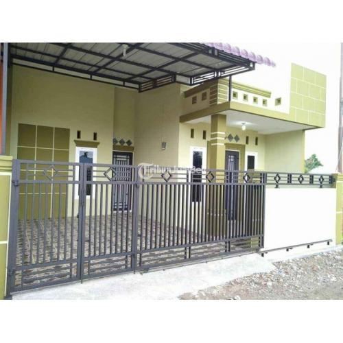 Dijual Rumah Baru Siap Huni Tipe 90/120 SHM 3 Kamar Bebas Biaya Legalitas - Medan