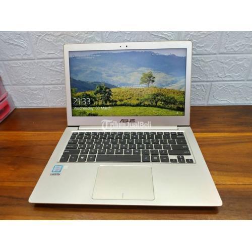 Laptop Asus Zenbook UX303UB Bekas Ram 8GB HDD 1TB Mulus Mesin Normal - Solo