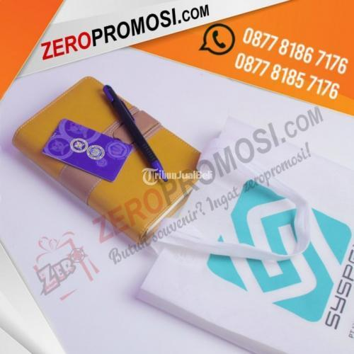 Souvenir Paket Seminar Eksklusif Lengkap Murah Custom Logo - Tangerang