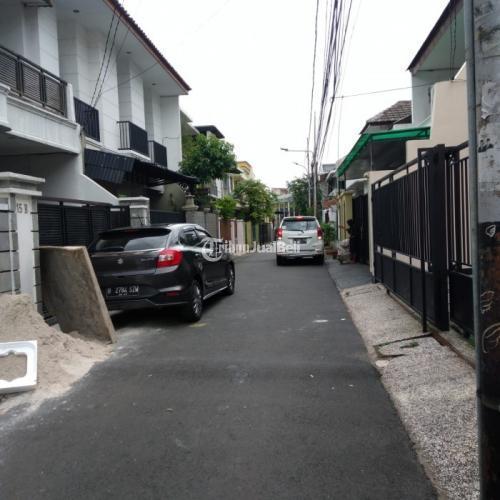 Dijual Rumah Tebet LT.135m2 Bangunan 2.5 Lantai 7KT 6KM - Jakarta Selatan