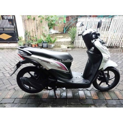 Motor Matic Honda Beat Pop 2015 Bekas Surat Lengkap Pajak Panjang - Makassar