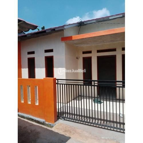 Dijual Rumah Baru 3 Kamar Tidur Di Citayam Pabuaran Bojong Gede - Bogor