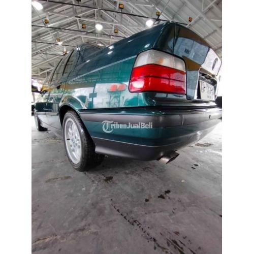Mobil BMW Series 3 Manual 1997 Bekas Interior Original Pajak Aktif - Semarang