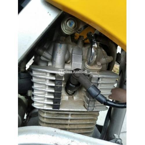 Motor Kawasaki KLX S 2012 Bekas Surat Lengkap Pajak Aktif Harga Nego - Solo