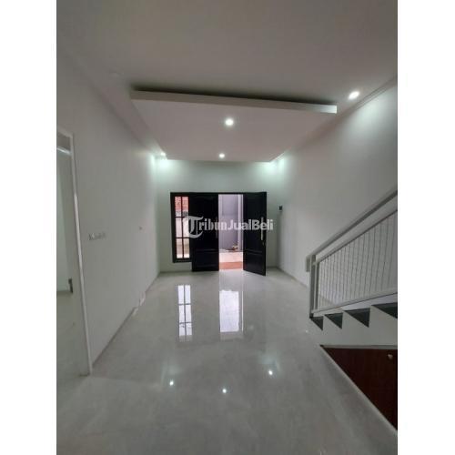Dijual Rumah Baru di Cluster Total 18 Unit Dekat Akses Ke Tol di Jagakarsa - Jakarta Selatan