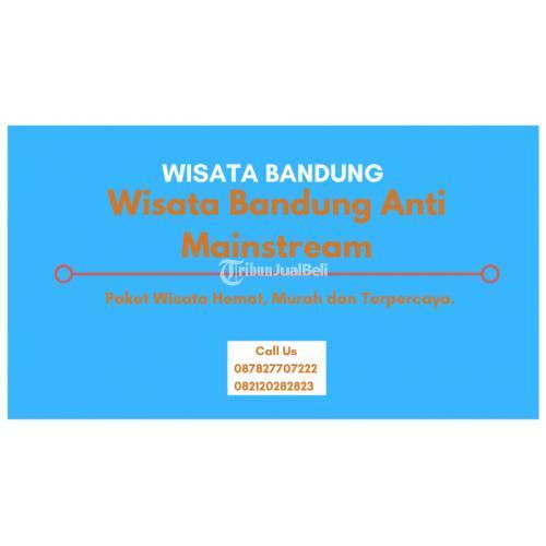 Jasa Tour Guide Tempat Wisata Bandung Termurah Terpercaya - Jakarta Pusat