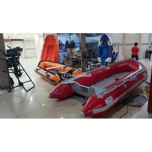 Perahu Karet Robber Boat ZEBEC 380 Kapasitas 6 Orang Welding - Tangerang