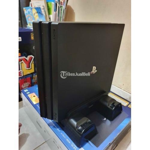 Konsol Game Sony PS4 Pro 7218B Bekas Mulus Garansi Sampai 2022 - Bogor