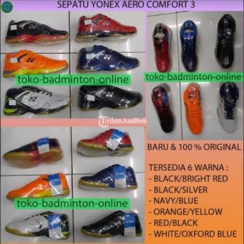 Sepatu Badminton Yonex Aaero Comfort 3 Original Harga Murah - Jakarta