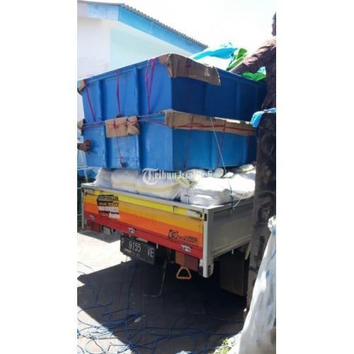 Bak Ikan Fiberglass Bak Fiber 100x60x40 Bak Ikan Harga Murah - Banyuwangi