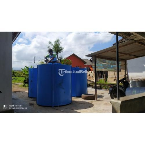 Tangki Air Groundtank Watertank Tangki Air Fiberglass - Surabaya