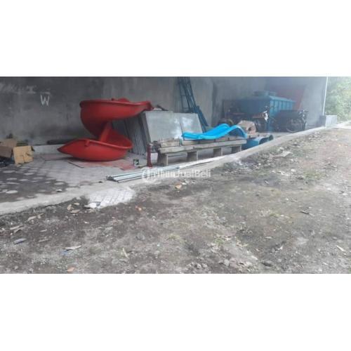 Perosotan Fiber Seluncur Fiberglass Panjang 150cm - Sidoarjo