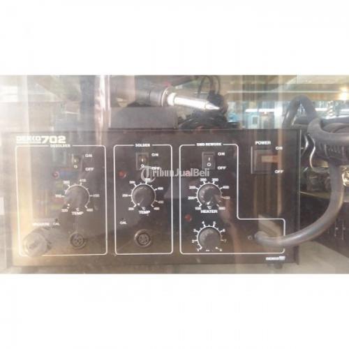 Dekko 702 Solder 3 in 1 Multi-Station Harga Terjangkau - Jakarta Selatan