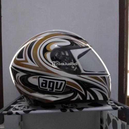 Helm AGV K3 Size L Kondisi Bekas Mulus Nyaman Dipakai Harga Nego - Sidoarjo