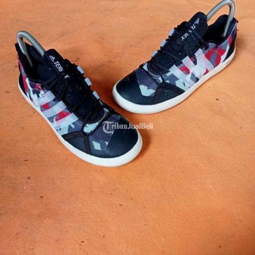 Sepatu Adidas Climacool Size 40 Insole 25 Cm Original Kondisi Bekas Mulus - Surabaya