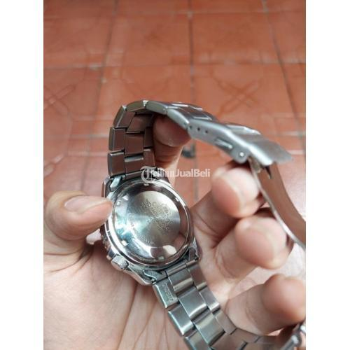 Jam Tangan Orient Automatic Diver Hammerhead 100m Bekas Normal Mulus - Jogja