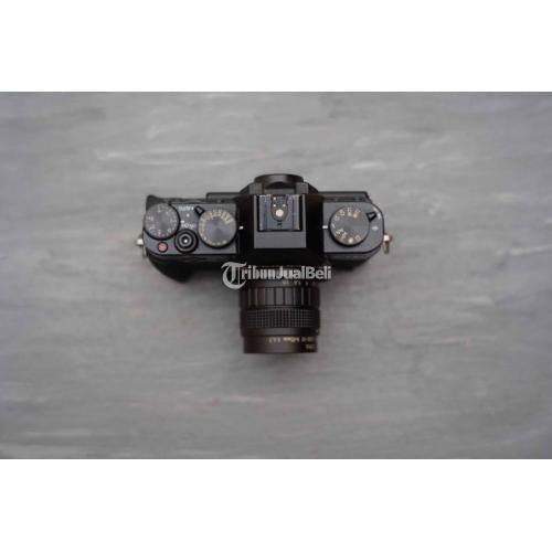 Kamera Fujifilm XR10 X-T10 Bekas Aman Normal Bonus Lensa 35mm f1.7 - Semarang