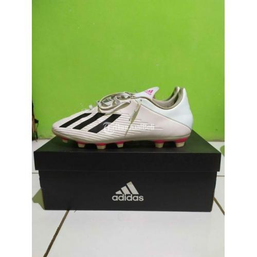 Sepatu Bola Adidas X 19.4 FG Soccer Ukuran 43 1/3 Bekas Mulus Nominus - Semarang