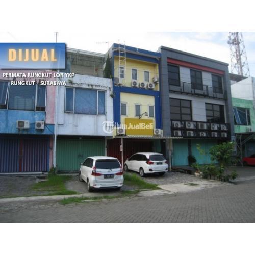 Ruko Permata Rungkut Lor YKP, Rungkut Asri Terawat Fully Renovated - Surabaya