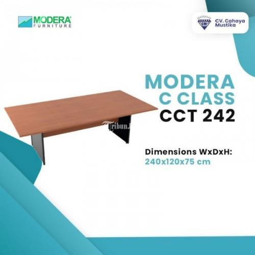 Meja Komputer Minimalis Modera C Class COD 758 Harga Murah - Malang