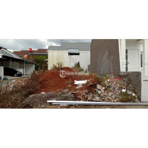 Dijual Kavling Dalam Cluster Bulusan Selatan Tembalang - Semarang