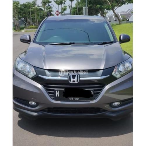 Mobil SUV Honda HRV E CVT 2017 Bekas Tangan1 Orisinil Bebas Tabrak - Surabaya