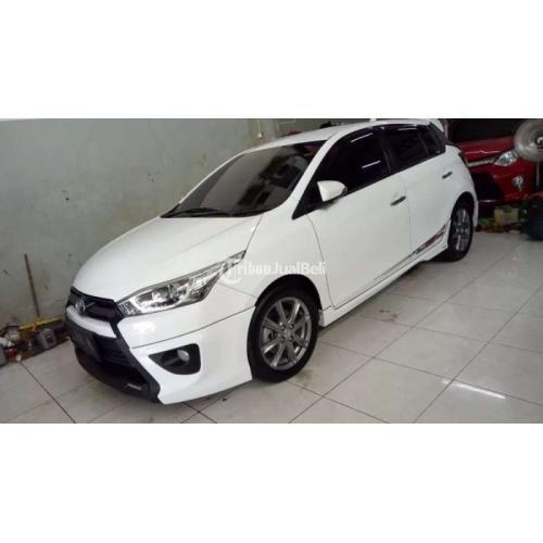 Mobil Toyota Yaris TRD Sportivo AT 2016 Bekas Surat Lengkap - Surabaya