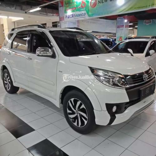 Mobil SUV Toyota Rush TRD Sportivo AT 2016 Bekas Surat Lengkap - Surabaya