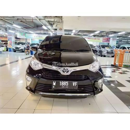 Mobil MPV Toyota Calya G AT 2018 Bekas Berkualitas - Surabaya