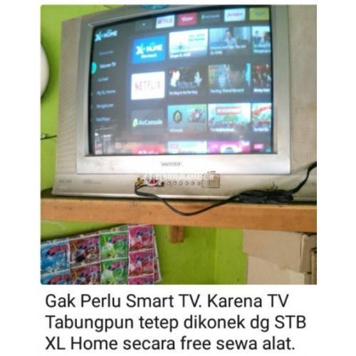 Wifi Xl Home Unlimited / Fiber Optik Gratis Pemasangan Bonus Android TV Box  - Denpasar