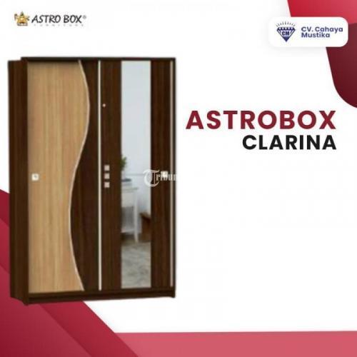 Lemari Baju Gantung Astrobox Clarina Harga Terjangkau - Malang